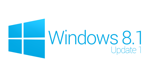 Windows 81 Update 1 Logo