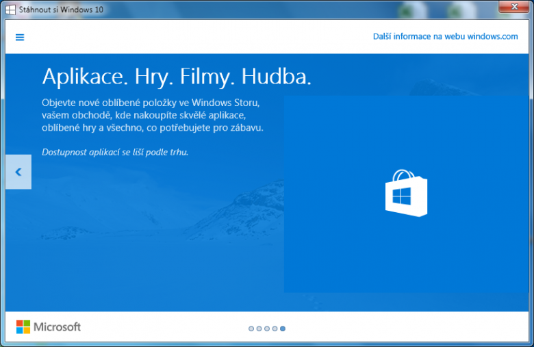 Windows 10 Preview 05