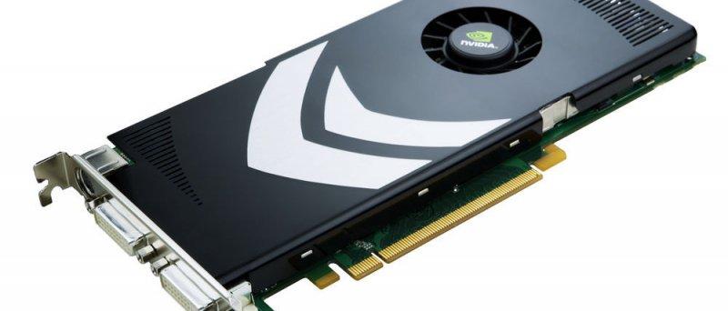 nVidia GeForce 8800 GT