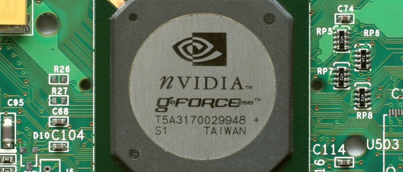 GeForce 256, GPU