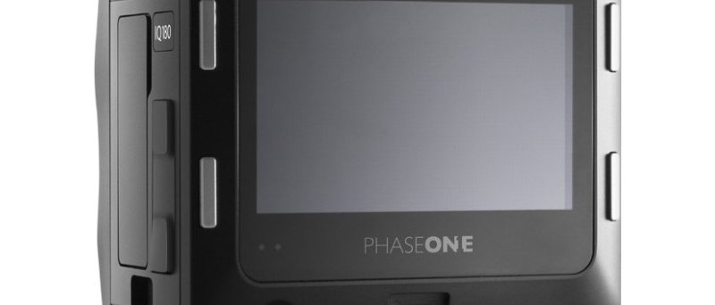 Phase One IQ180
