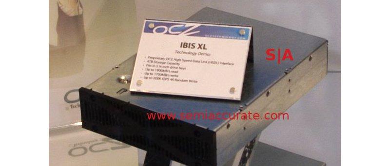 4TB SSD OCZ Ibis XL