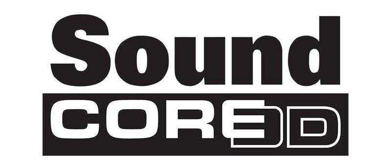 Creative Sound Core3D logo