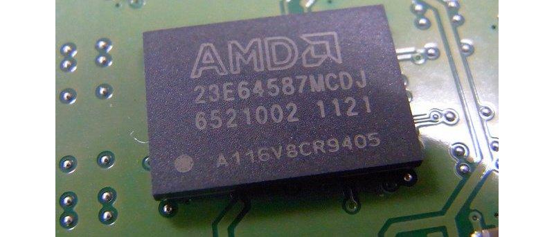 "DDR3 paměti AMD ""Radeon"""