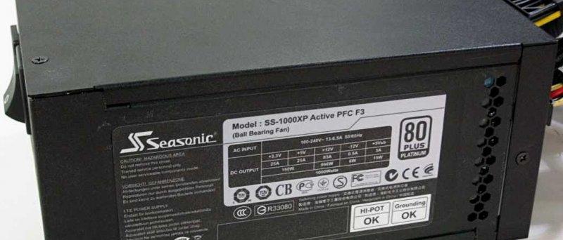 Seasonic P-1000XP (SS-1000XP)