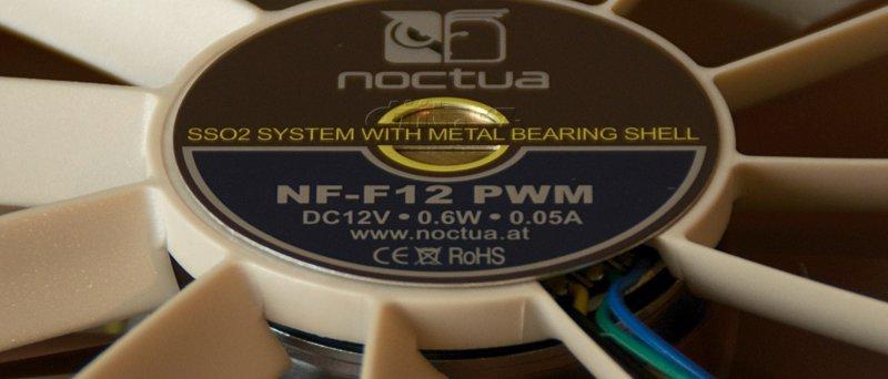 Noctua NF-F12 PWM