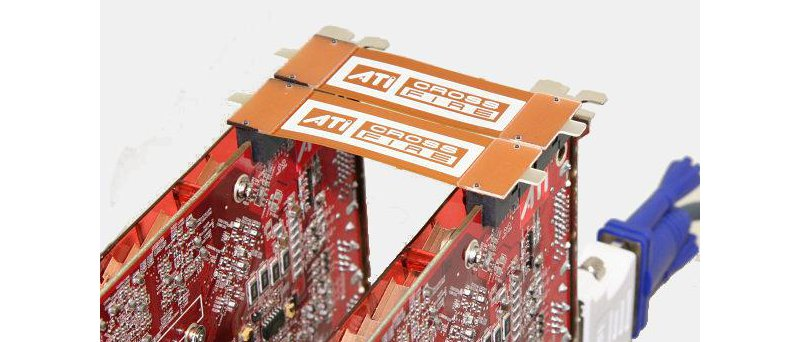 ATI Radeon X1950 Pro, CrossFire propojky
