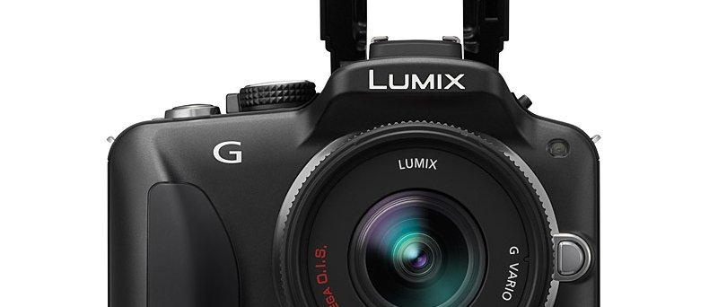 Panasonic Lumix DMC G3