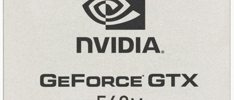 Nvidia GeForce GTX 560M GPU