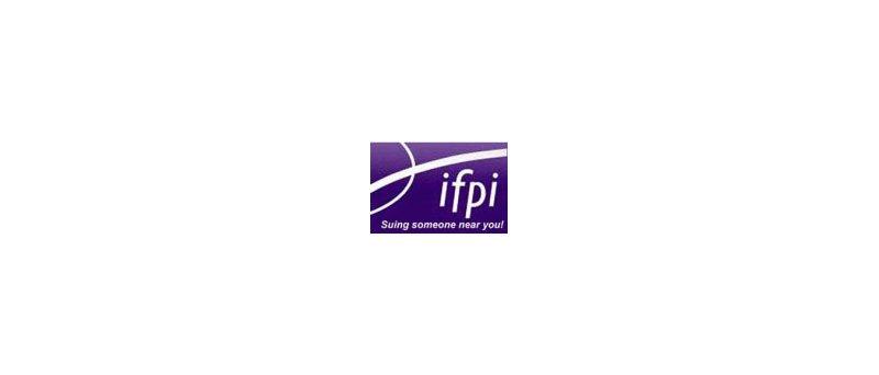 IFPI - Suing someone near you! (převzato z torrentfreak.com)