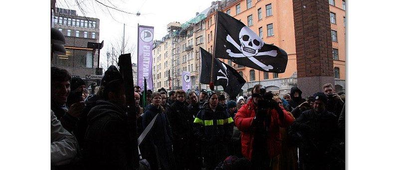 Soud s The Pirate Bay: Podpora TPB