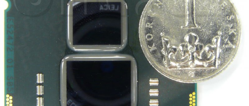 Intel Core i5 s grafikou, bez heatspreaderu