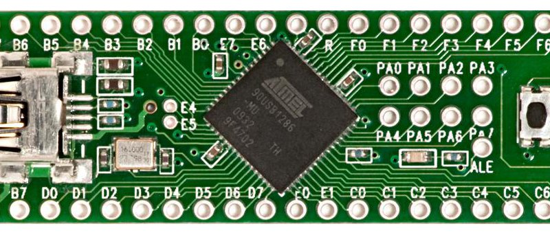 Teensy++ USB Development Board