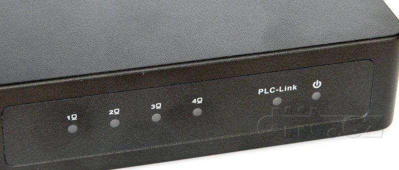 WD Livewire - indikační LED