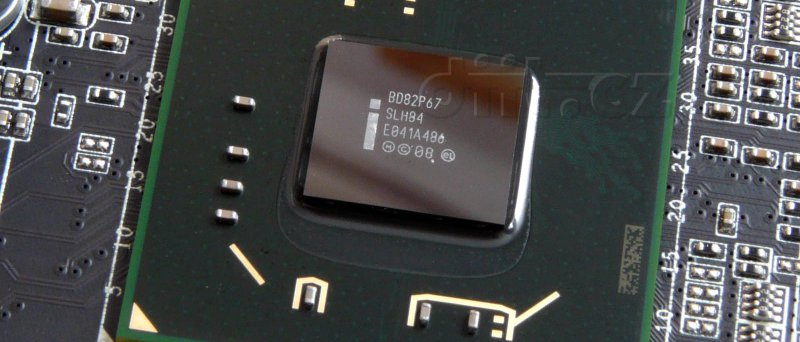 Intel P67 Chipset