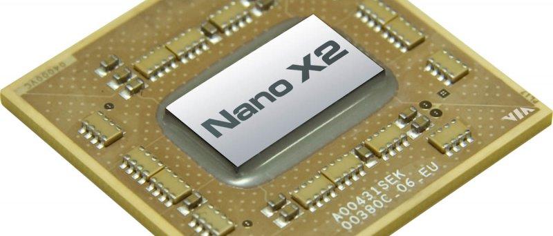 Procesor VIA Nano X2