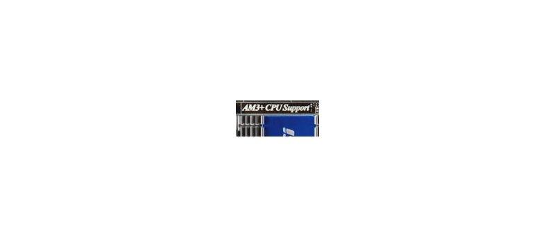 """Nápis """"AM3+ CPU Support"""" na desce MSI 890FXA-GD65"""