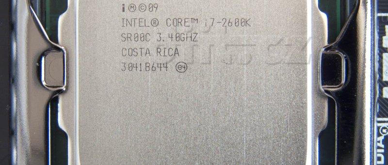 Intel Core i7 2600K (v socketu)