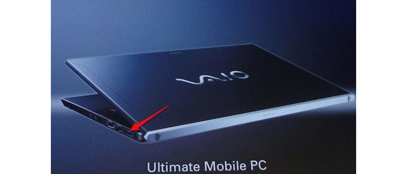 Sony Vaio Ultimate Mobile PC