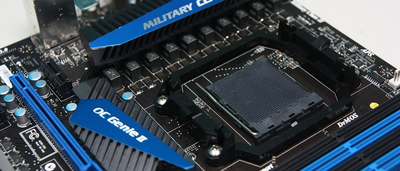 MSI 990FXA-GD80 - socket AM3+