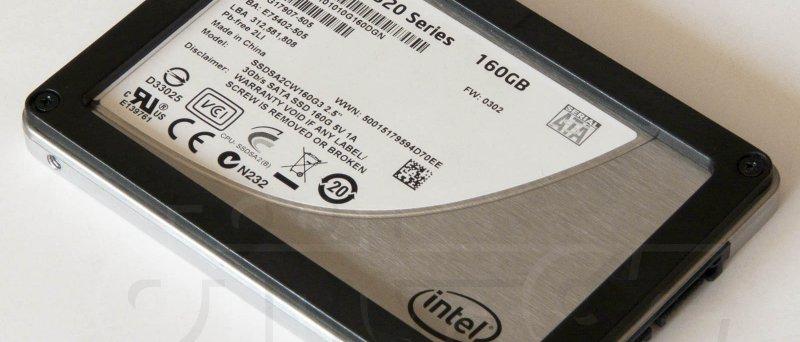 Intel SSD 320 Series 160GB