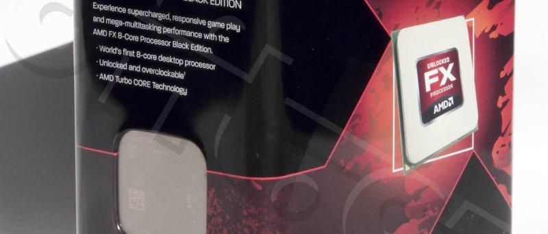 AMD FX-8150 Black Edition - plechová krabička