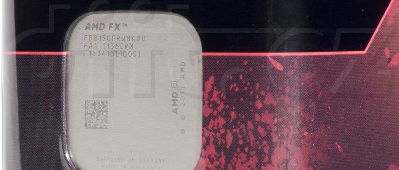 AMD FX-8150 v plechové krabici