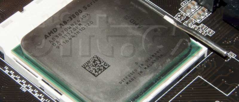 AMD A8-3870K