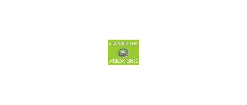 Xbox 360 licensed logo