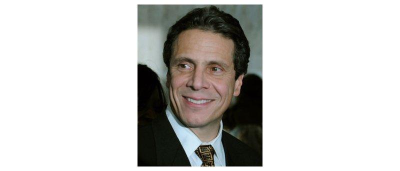 Cuomo Andrew M. státní zástupce pro New York
