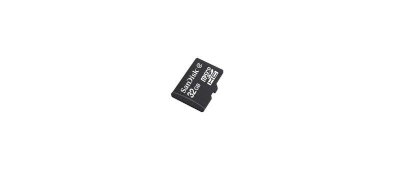 Sandisk microSDHC 32 GB