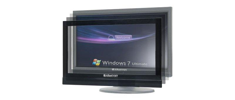 Albatron externí multitouch panel EM215