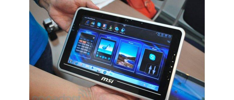 MSI WindPad 100