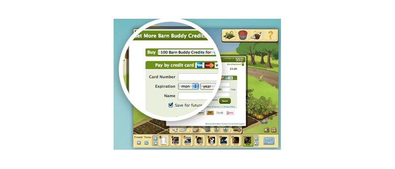 Jambool - Social Gold platební systém