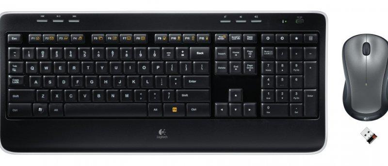 Logitech MK520 set klávesnice a myši