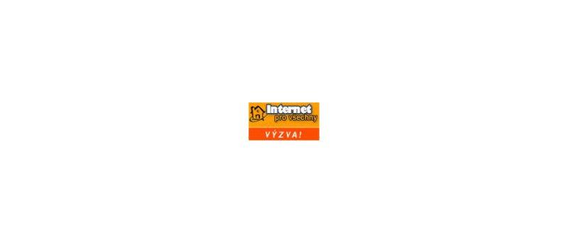 Internet pro všechny logo