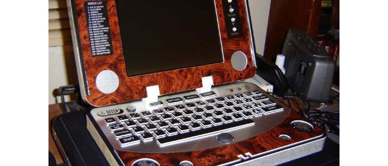 Atari 800 Laptop XE