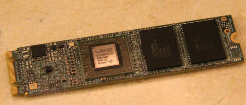 LSI SandForce SF-3700 SSD - Obrázek 1
