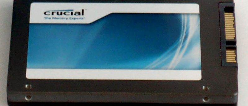 Crucial M4 SSD 128GB