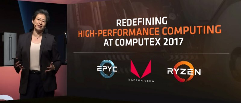 Amd Computex 2017 Lisa Su