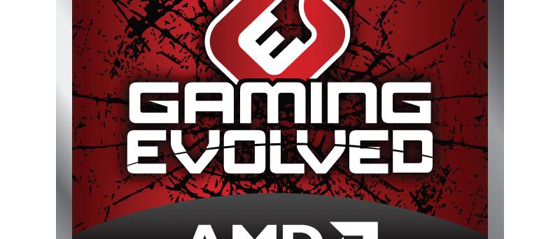 AMD Gaming Evolved logo 2012