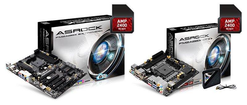 ASRock AMD AMP 2400 Ready - Obrázek 2