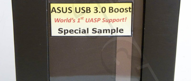 ASUS Leather II Ext. HDD USB 3.0 with UASP support