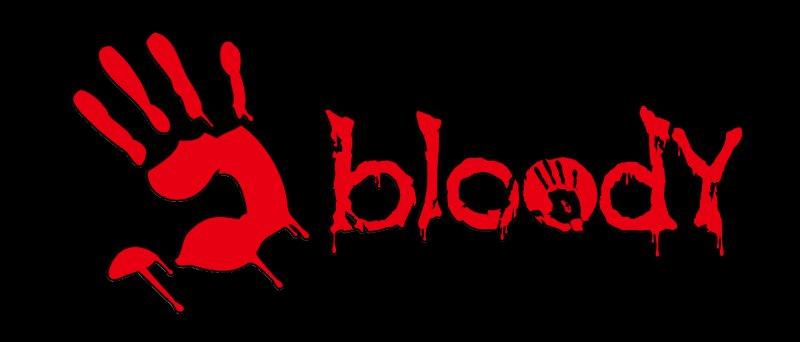 Bloody - logo