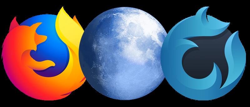 Pale Moon a Waterfox - dvě alternativy Firefoxu | Diit cz