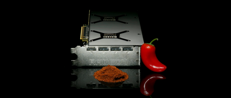 Capsaicin 099 Radeon Pro Duo