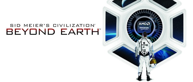 Civilization Beyond Earth Radeon Logo