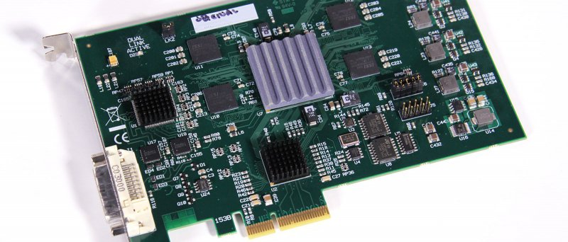 DataPath VisionDVI-DL, zdroj: http://www.pcper.com/reviews/Graphics-Cards/Frame-Rating-Dissected-Full-Details-Capture-based-Graphics-Performance-Test-1