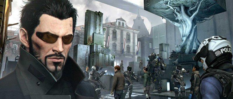Deus Ex Mankind Divided Gamescom 3
