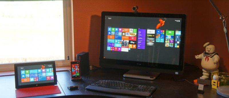 Windows 8.1 Preview - Obrázek 1